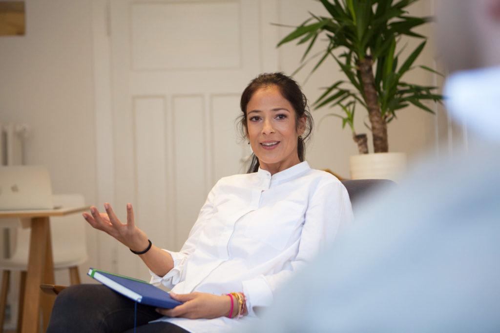 Mentaltraining und Coaching in Zürich - Miriam Singh