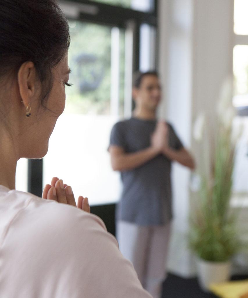 Yoga Privatstunden Zürich